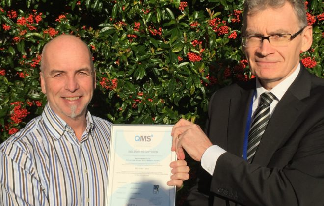 PM awarded ISO 27001 certification