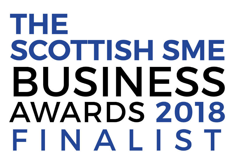 The Scottish SME Business Awards 2018 finalist