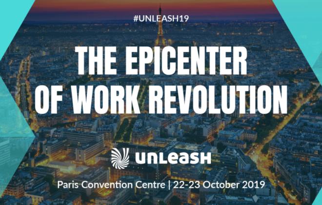 UNLEASH Paris 2019