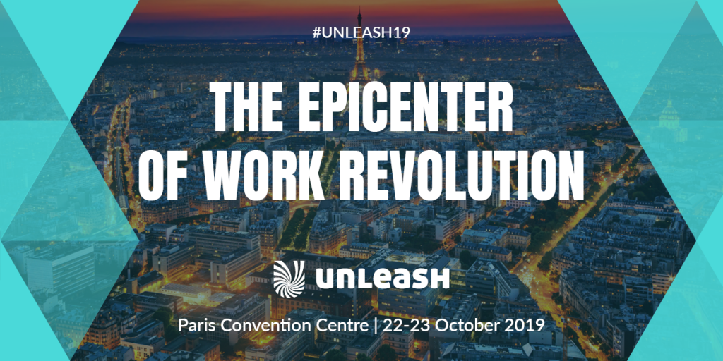 UNLEASH Paris 2019