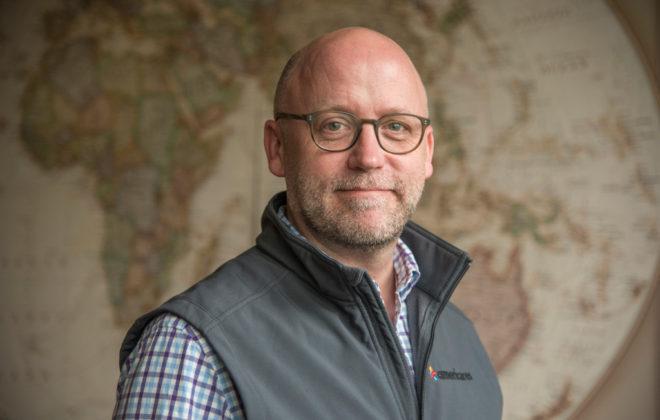 Kevin Gilrain, Senior VP of HR, Americares